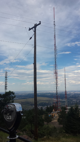 Lookout Mountain Towers