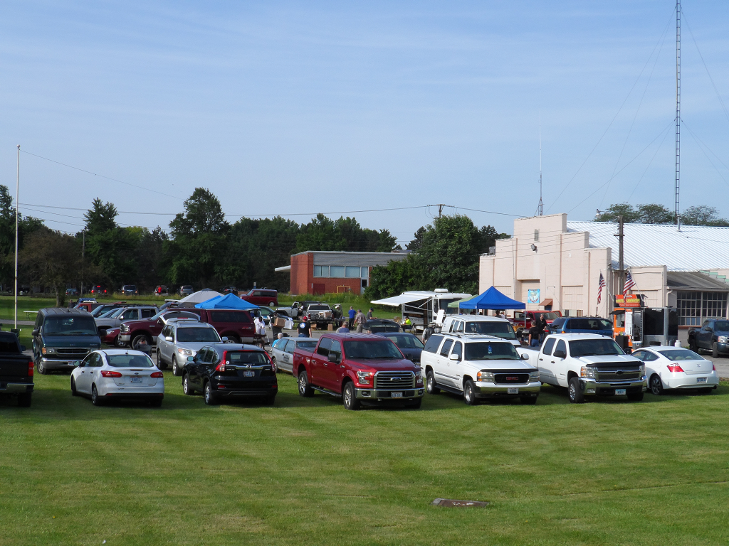 Ham Radio Tailgate and Trunkfest 5