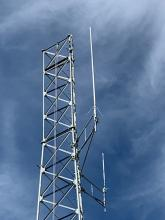 2m and 70cm antennas