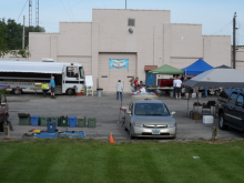 Ham Radio Tailgate and Trunkfest 2